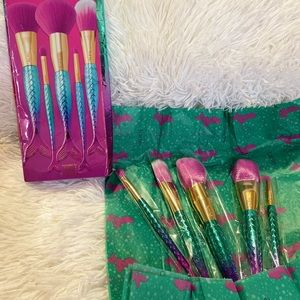 Tarte mermaid brushes